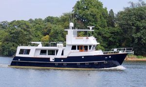 Used Bruce Roberts Pilothouse Boat For Sale