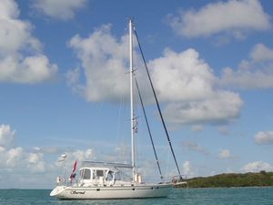 Used Caliber 47lrc Cruiser Sailboat For Sale