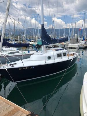 Used Pearson Ariel Sloop Sailboat For Sale