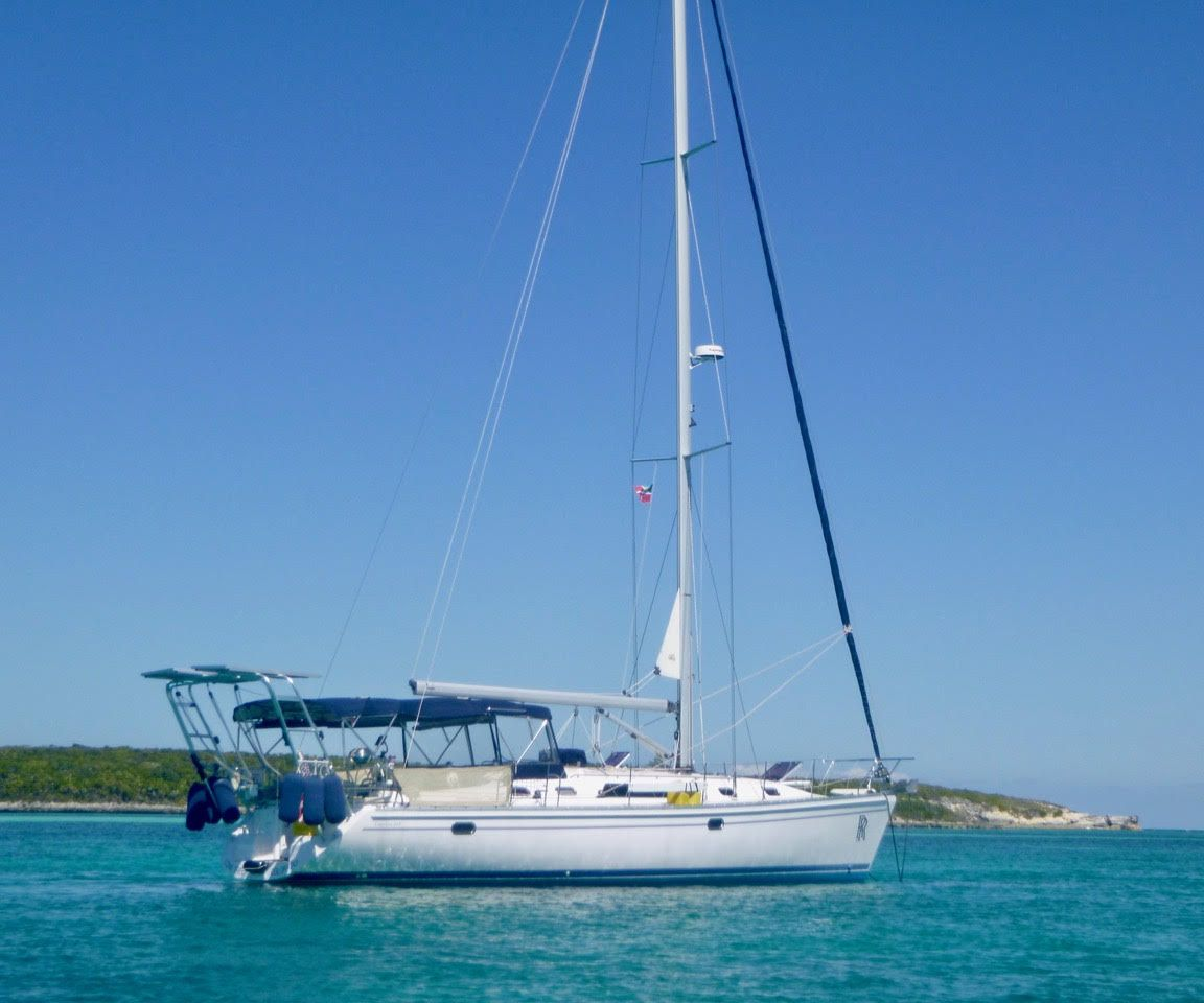 2014 Used Catalina 445 Cruiser Sailboat For Sale - $339,000
