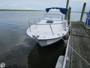Used Shamrock 246 Walkaround Fishing Boat For Sale