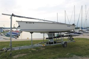Used Precision P185 Keel Daysailer Sailboat For Sale