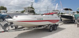 Used Smoker Craft 20 Bowrider Boat For Sale