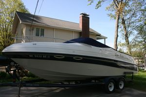 Used Four Winns 245 Sundowner Cuddy Cabin Boat For Sale