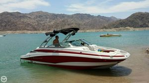 Used Crownline Eclipse E4 Bowrider Boat For Sale