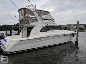 Used Sea Ray 480 Sedan Bridge Express Cruiser Boat For Sale