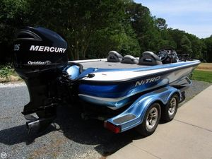 Used Nitro 929 CDX Bass Boat For Sale