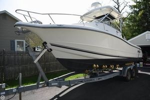 Used Triton 2690 Walkaround Fishing Boat For Sale