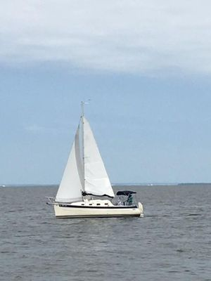 Used Seaward 26 RK Sloop Sailboat For Sale