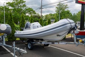 Used Nautica Rib 14 Rigid Sports Inflatable Boat For Sale