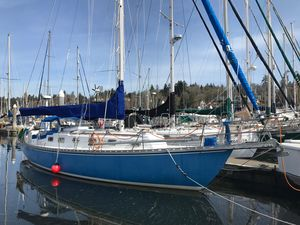 Used Cascade 36 Sloop Cruiser Sailboat For Sale