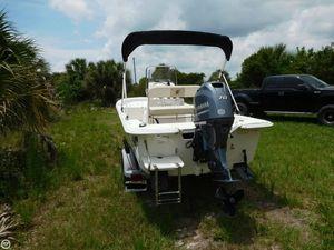 Used Carolina Skiff JVX CC Skiff Fishing Boat For Sale