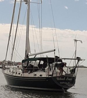 Used Brewer 44 Cutter Sailboat For Sale