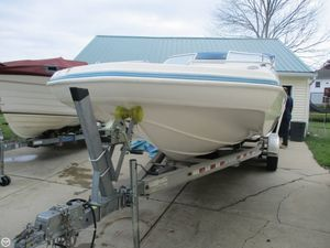 Used Hurricane 237 Sun Deck Boat For Sale