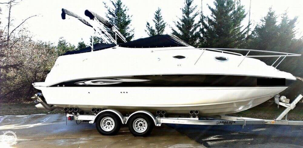 Used Stingray 250 CS Cruiser Boat For Sale