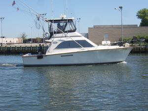 Used Ocean 38 Super Sport Convertible Fishing Boat For Sale