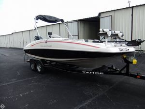 Used Tahoe 2150 Deck Boat For Sale