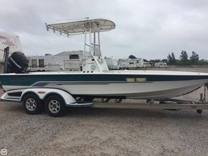 Used Ranger Boats 2300 Bay Center Console Fishing Boat For Sale