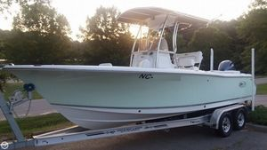 Used Sea Hunt 234 Ultra Center Console Fishing Boat For Sale
