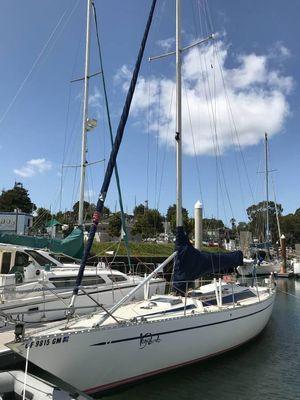 Used Helmsman Lady Helmsman Sloop Sailboat For Sale