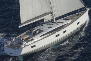 New Jeanneau 54 Deck Saloon Sailboat For Sale