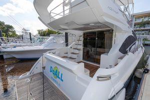 Used Azimut 45 Flybridge Mega Yacht For Sale