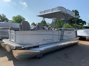 New Premier 220 Sunspree Pontoon Boat For Sale
