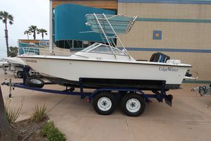 Used Edgewater 200dc Bowrider Boat For Sale
