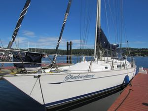 Used Tayana 52 Center Cockpit Cutter Sailboat For Sale