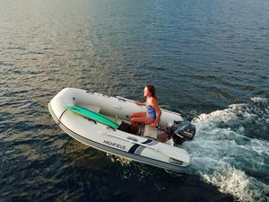 New Highfield Cl290bl Tender Boat For Sale