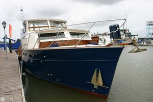 Used Pacemaker 44 Flush Deck Aft Cabin Boat For Sale