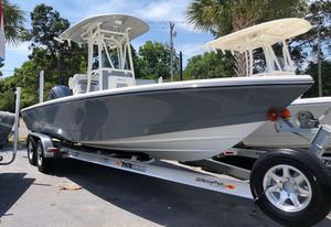 New Pathfinder 2600 HPS Saltwater Fishing Boat For Sale