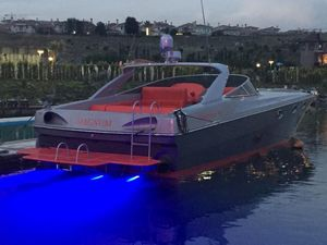 Used Magnum Marine Express Cruiser Boat For Sale