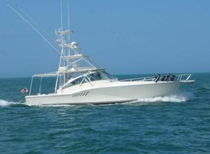 Used Albemarle 410 Express Fisherman Saltwater Fishing Boat For Sale