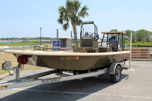 Used Jones Brothers 17 Saltwater Fishing Boat For Sale