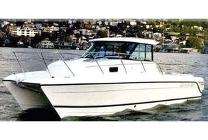 Used Glacier Bay 2680 Coastal Runner Power Catamaran Boat For Sale