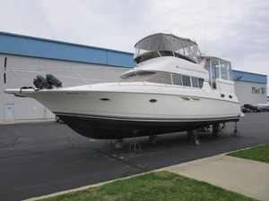 Used Silverton 422 Motoryacht Motor Yacht For Sale