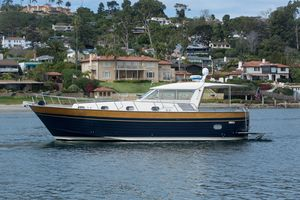 Used Apreamare 40 Express Cruiser Boat For Sale