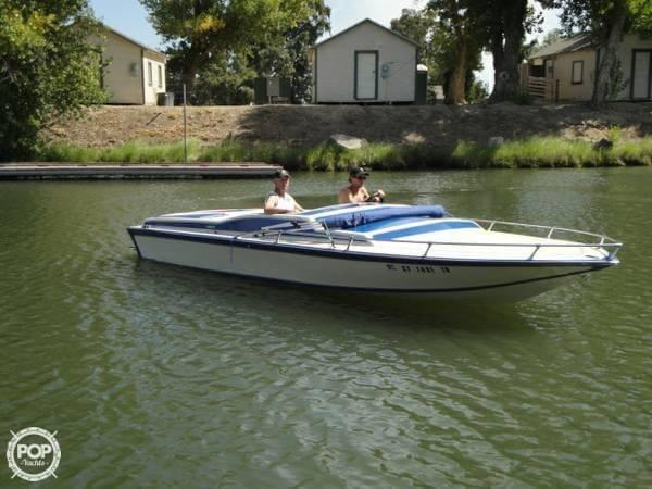 Used Sabre Jet Day Cruiser 21 High Performance Boat For Sale