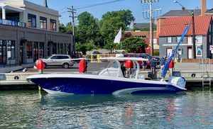New Fountain 39 NX Center Console Fishing Boat For Sale
