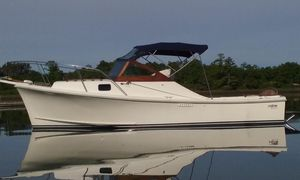 Used Eastern 26 Bassboat Downeast Fishing Boat For Sale