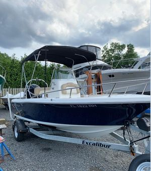 Used Key West 186 CC High Performance Boat For Sale