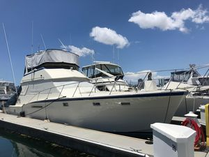 Used Hatteras 46 Convertible Fishing Boat For Sale