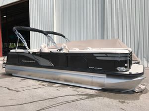 New Princecraft Quorum 25 XT Pontoon Boat For Sale