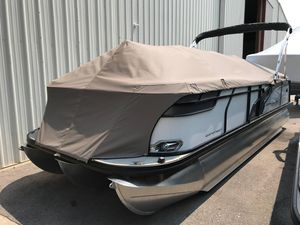New Princecraft Quorum 23 XT Pontoon Boat For Sale