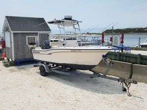 Used Grady-White 180 Sportsman Freshwater Fishing Boat For Sale