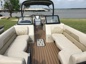 New Coach Pontoons 250 DCRF Pontoon Boat For Sale