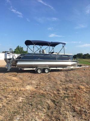 New Coach Pontoons 250 FRL Pontoon Boat For Sale