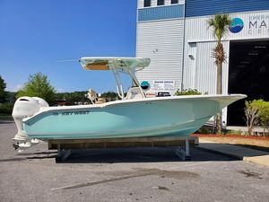New Key West 244 Center Console Center Console Fishing Boat For Sale