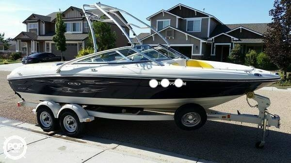 Used Sea Ray 20 Sport 205 Bowrider Boat For Sale